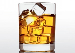 copo de whisky