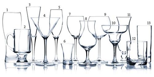 tipos de copos