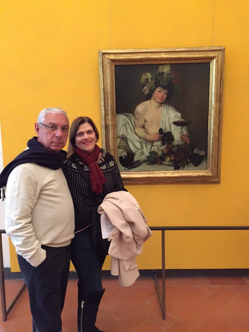 Baco de Caravaggio